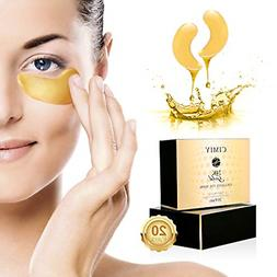 Under Eye Mask - 24K Gold Collagen Under Eye Patches For Dar