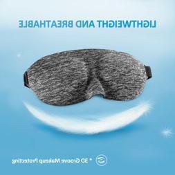 Unisex Sleep Eye Mask 3D Contour Cup Eye Mask Sleep Essentia