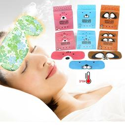 Warm Eye Mask for Dry Eyes, Heated Eye Pillow Relieve Eye Da