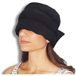 Headache Hat - The Original Wearable Ice Pack for Migraine H